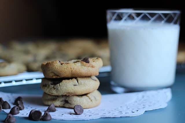 Delicious Keto Chocolate Chip Cookies | KetoGenius | Low Carb